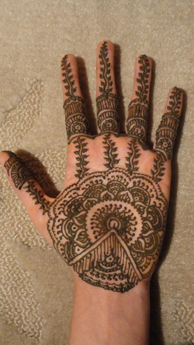 Henna Brings Me Peace
