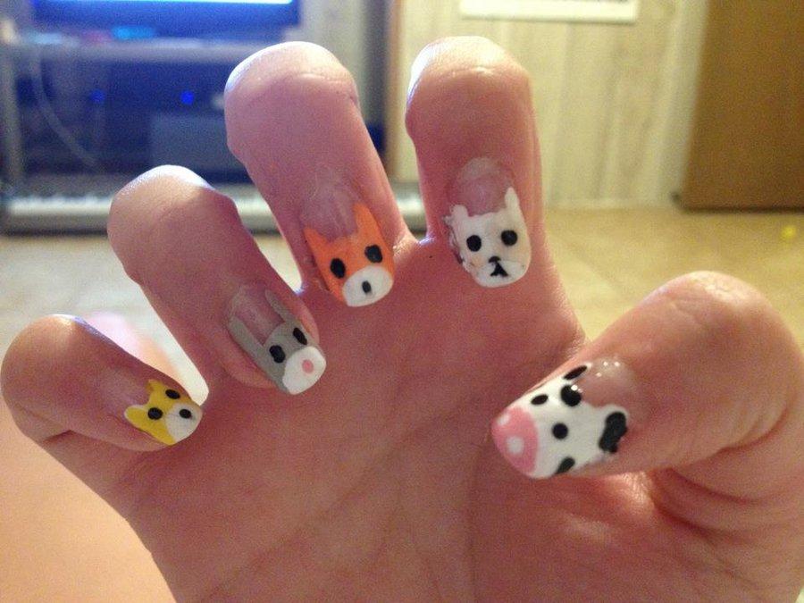 All my animals~