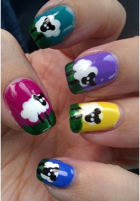 Sheep Nails