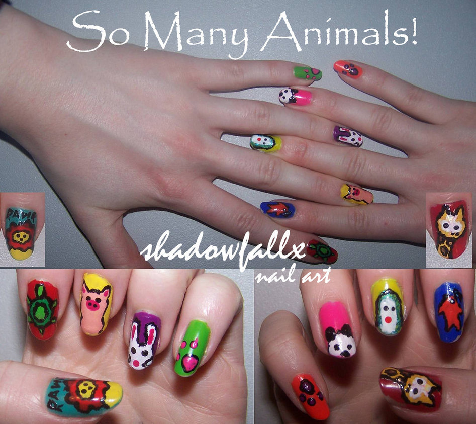 So Many Animals!