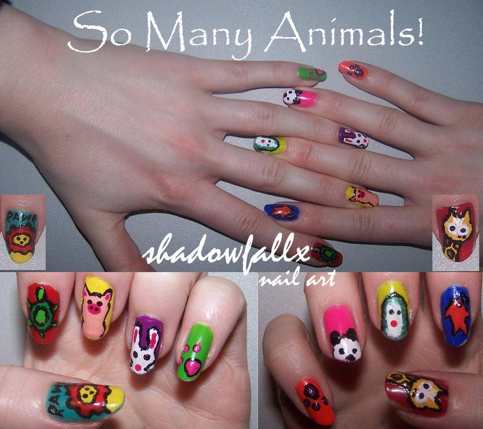 So Many Animals!