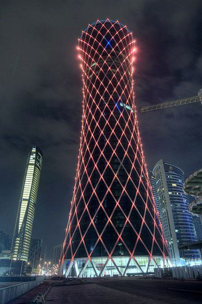 Aspire Tornado Tower, Doha QATAR