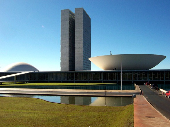 Brasilia buildings