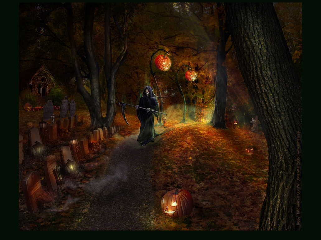 65 free spooky and fun halloween wallpapers for desktop - Creepy Halloween Wallpapers
