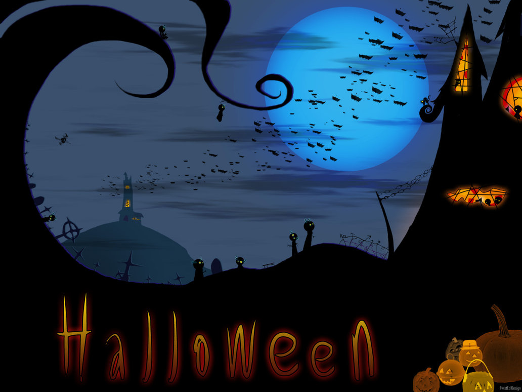 65 free spooky and fun halloween wallpapers for desktop entertainmentmesh - Funny happy halloween wallpaper ...