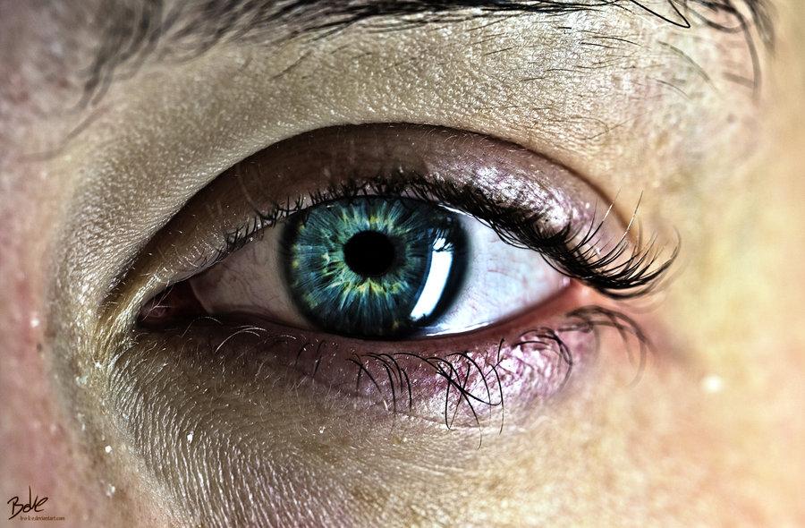 Eye HDR
