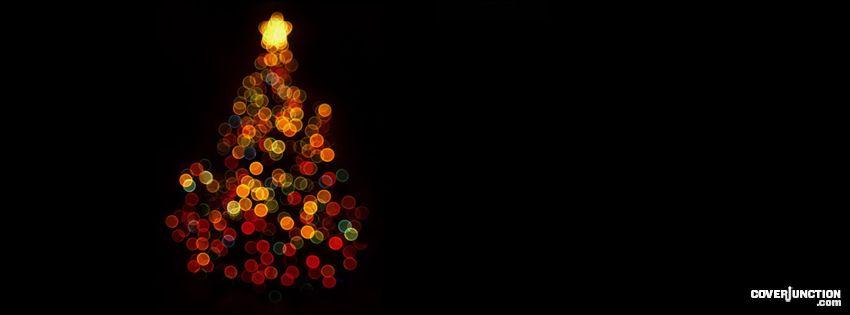 Christmas Tree FB Cover