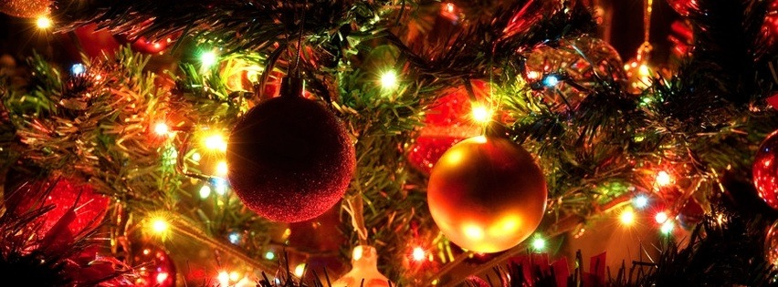 Christmas fb cover