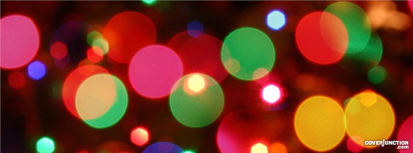 Cospy Christmas lights Cover Photo