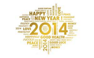 Happy New Year 2014 Greeting Cards 10
