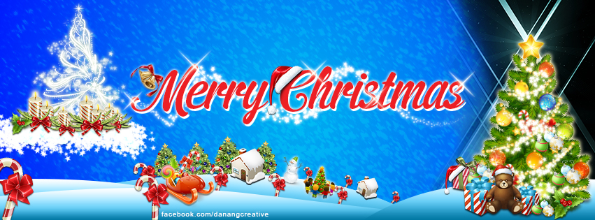 Merry Christmas Facebook Covers | EntertainmentMesh
