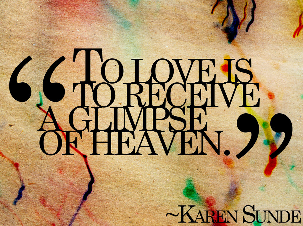 To Love