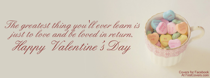 17 Valentines Day Facebook Cover Photo