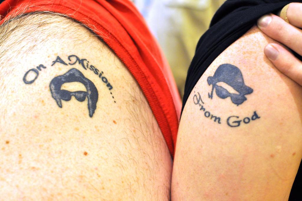Matching Tattoo Design