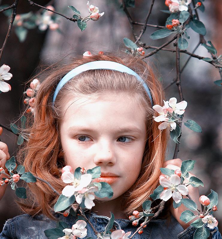 Linda in spring