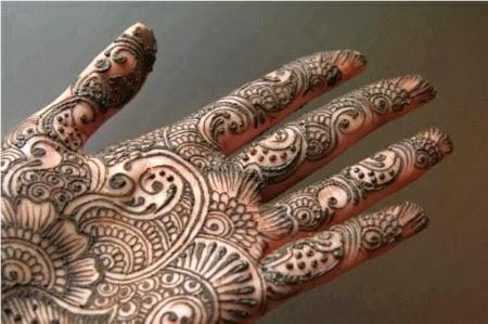 Eid 2014 Special Mehndi Design