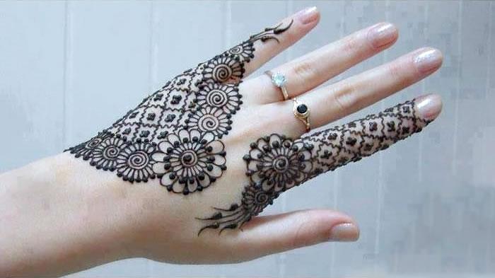 Eid ul Fitr 2014 Mehndi Design