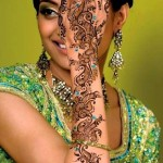 Mehndi Design For Chand Raat