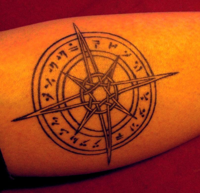 Skyrim Compass