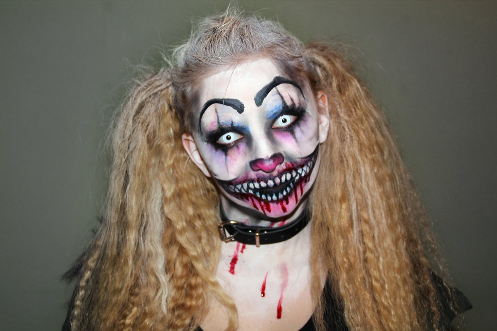 40 The Most Creepy Halloween Makeup Ideas | EntertainmentMesh