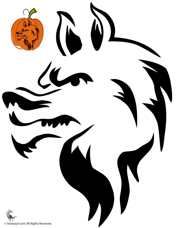 Great free printable halloween pumpkin carving