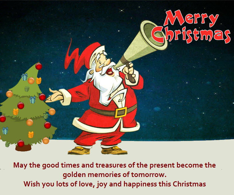 Christmas Quotes For Cards: Cool Christmas Card Messages Sayings