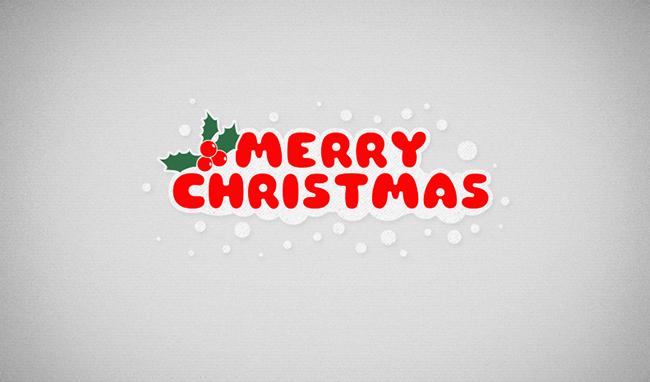 Merry Christmas - Free Wallpaper