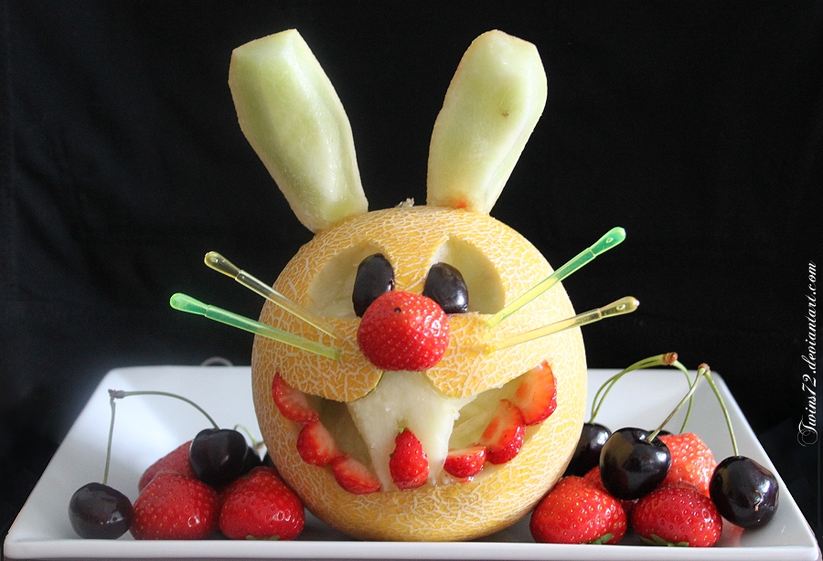 Fun and creative fruit carving ideas entertainmentmesh