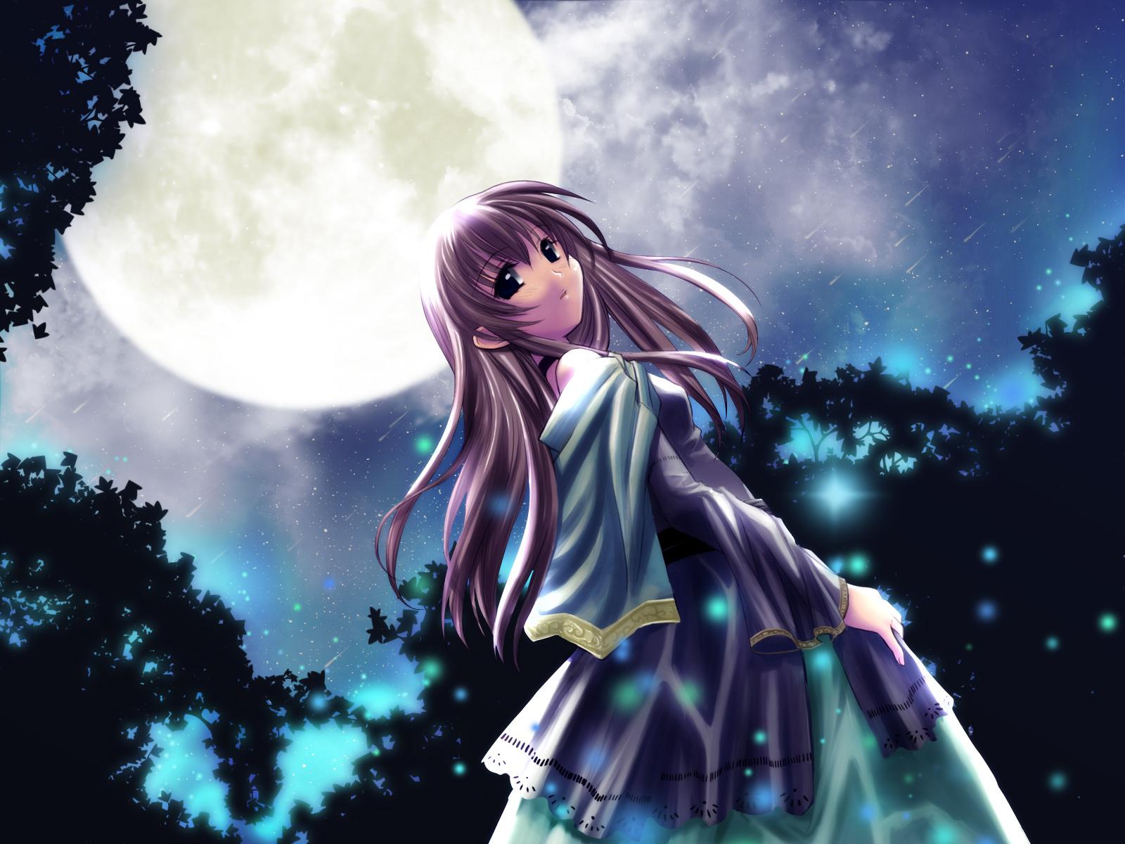 Fushigi Yoru Anime Wallpaper