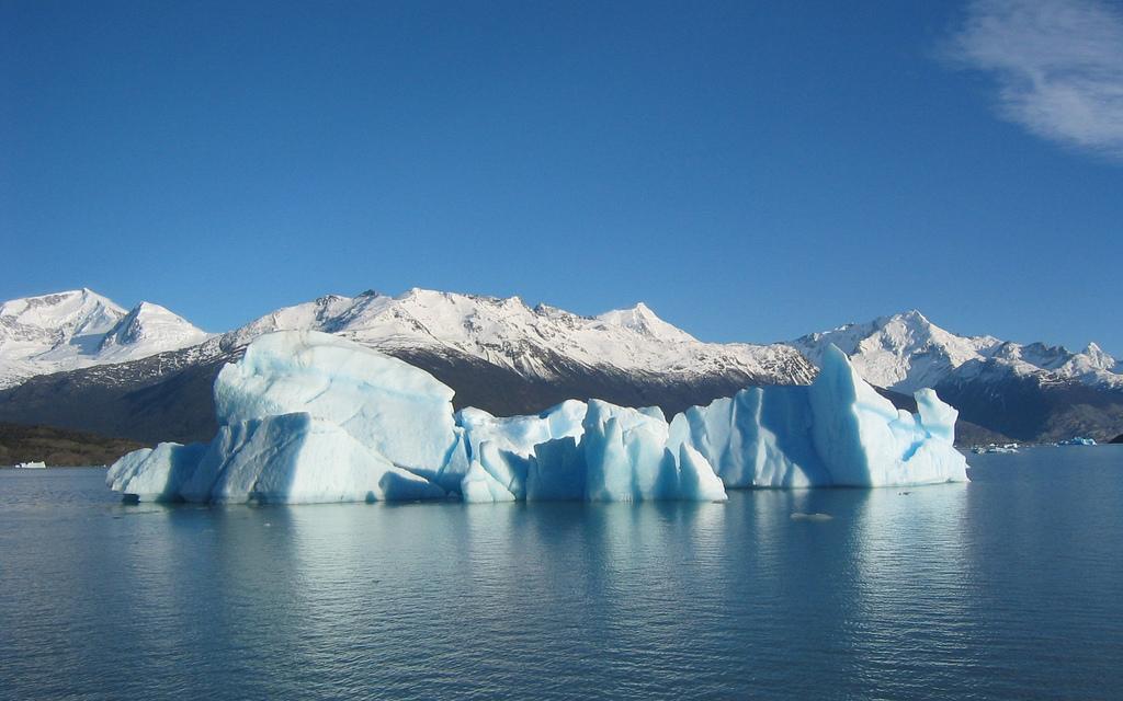Nature - Glacial Iceberg
