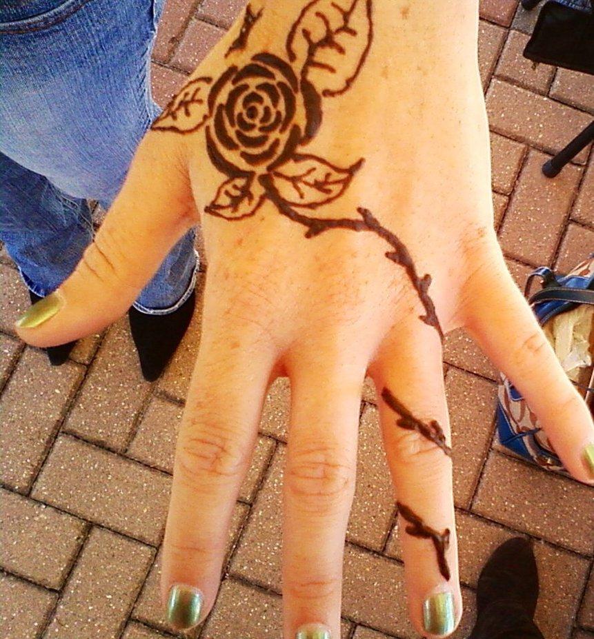Simple Rose Ring