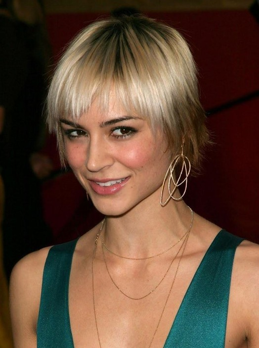 Multilevel Pixie Haircut for Short Fine Hair