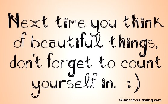how you are beautiful quotes quotesgram
