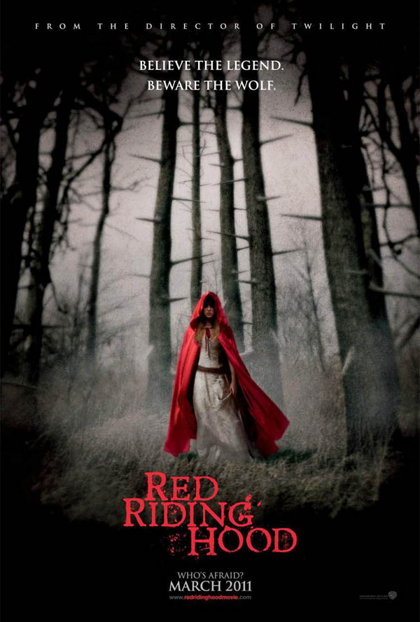Red Riding Hood - mindblowing movie poster