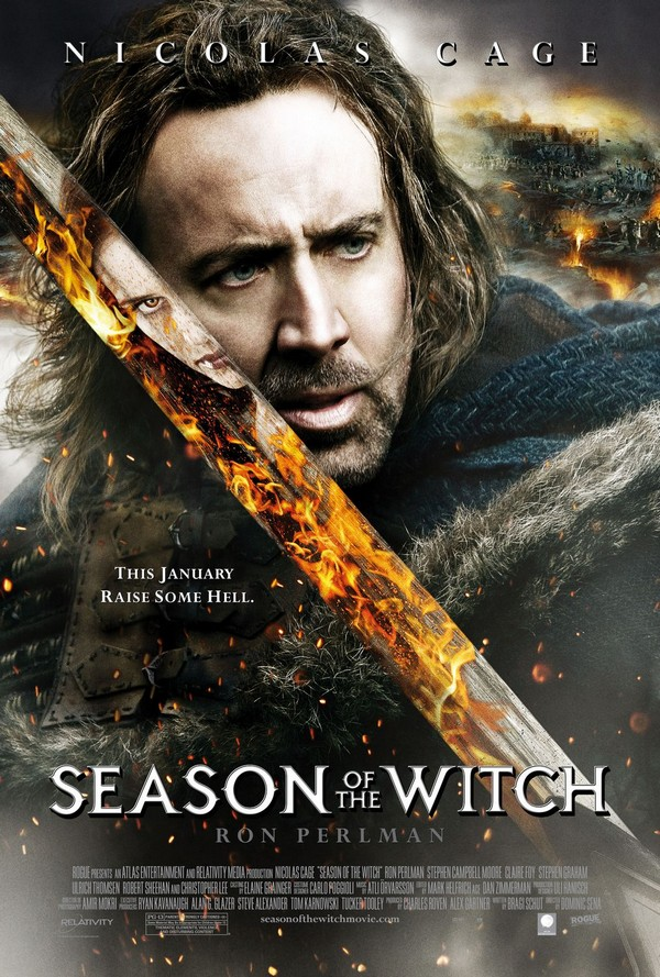 Season Of The Witch - clever movie poster