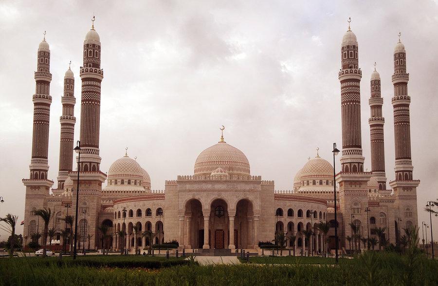 Alsaleh mosque