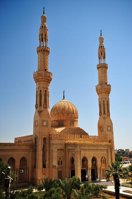 Mosque Benghazi, Libya