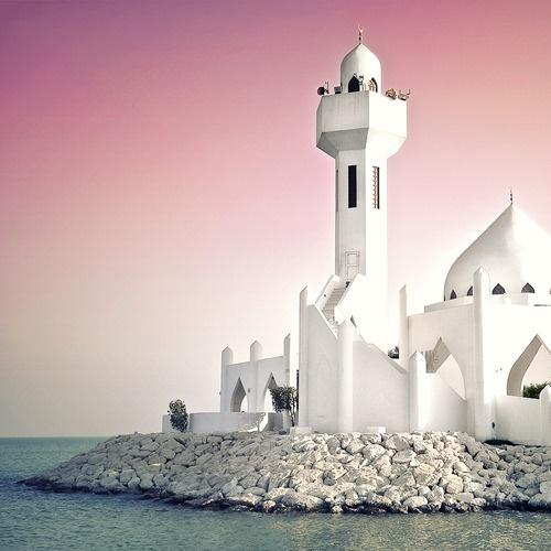 mosque in Al-Khobar Saudi Arabia