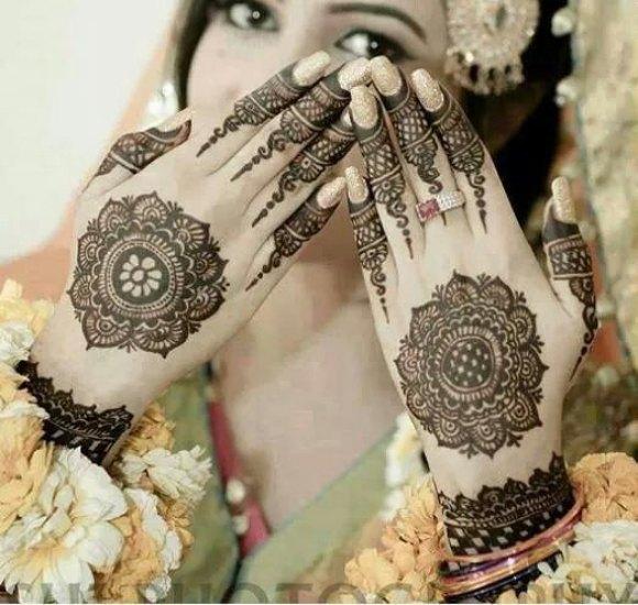 Eid ul Fitr Mehnhdi Henna Designs 2015