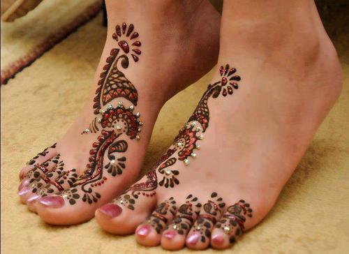 New Eid ul Fitr Mehnhdi Henna Designs 2015 for Women