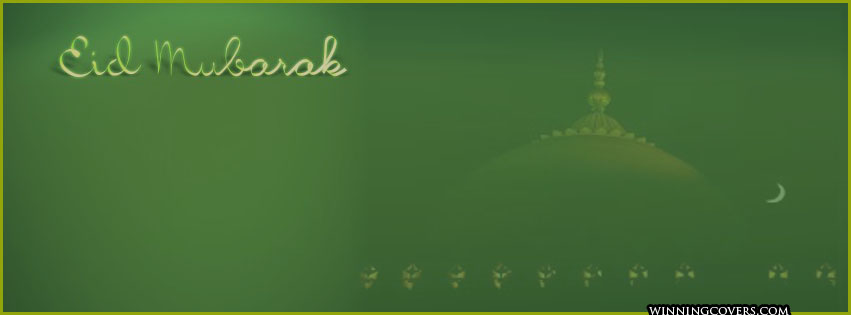 eid mubarak facebook profile cover photo