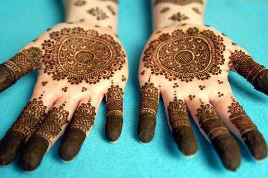 eid ul fitr mehndi designs 2015