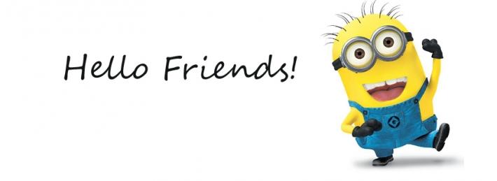 hello friends fb cover photo