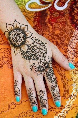 mahndi designs for eid 2015