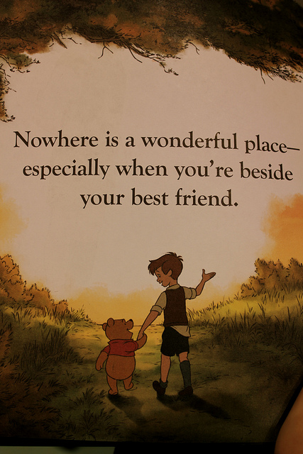 winnie the pooh friendship quotes