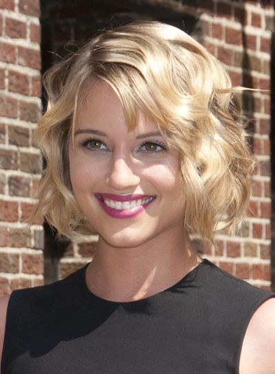 best short curly bob hairstyle