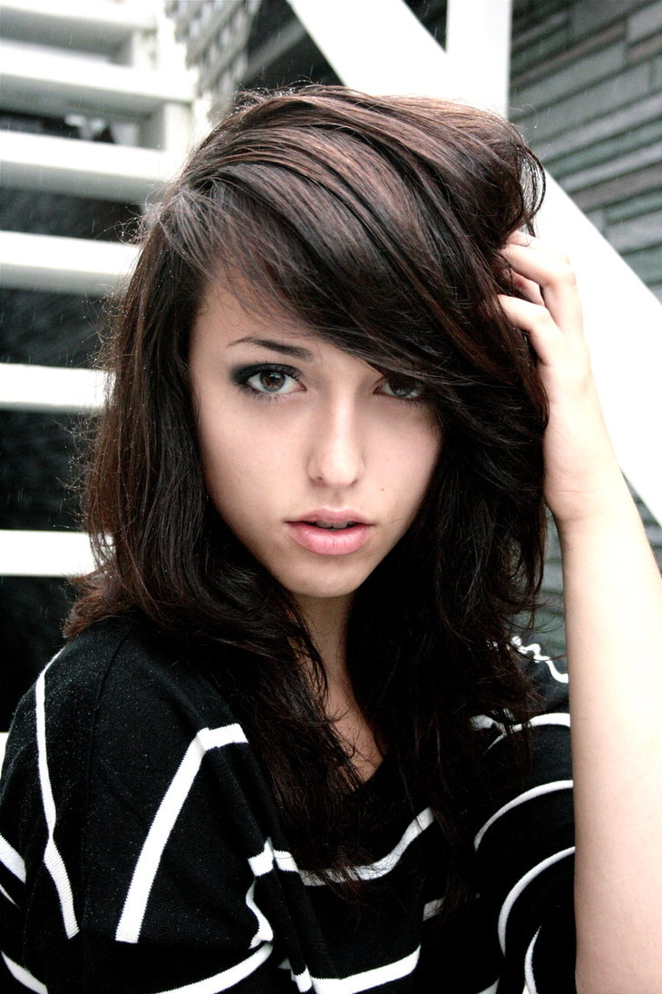 25 Cute Long Hairstyle Ideas For Brunettes Entertainmentmesh