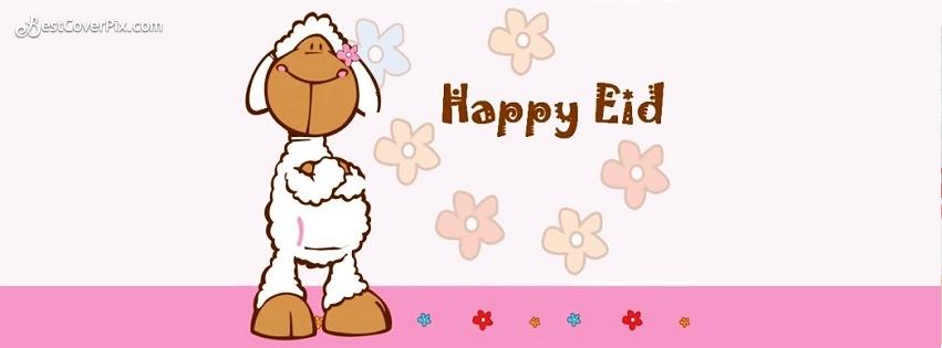 Happy Bakra Eid Cover Photo