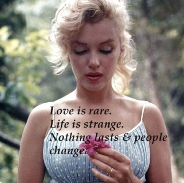 Marilyn Monroe Photos And Quotes: 20 Famous Marilyn Monroe Quotes And Sayings