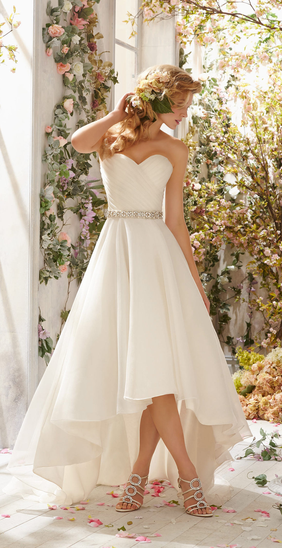 lovely wedding dress